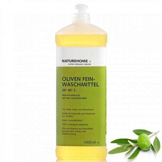 Mild detergent organic olive 1,0 L
