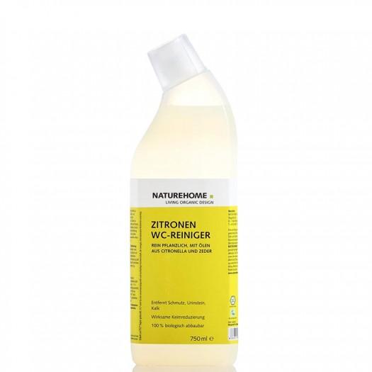 Lemon organic toilet cleaner 750 ml