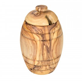 CLASSIC honey pot olive wood