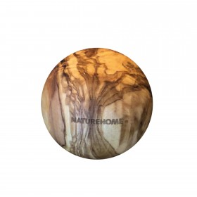 Ball olive wood, 7 cm