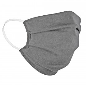Mouth and nose mask grey