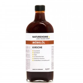 Furniture oil – Cherry, 250 ml