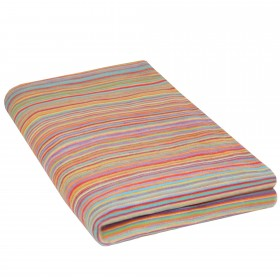 Cotton Blanket LINA 100% bio cotton (Jacquard), 140 cm x 200 cm
