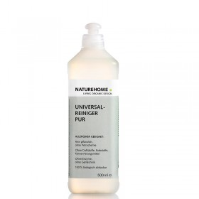 Allergy organic universal cleaner PURE 500 ml