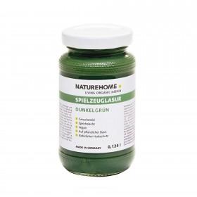 Toy stain dark green 125 ml pollutant free
