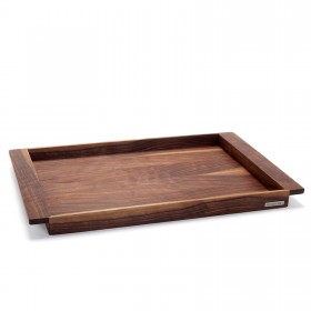 Wooden tray walnut NH-E 64,5 x 43 cm