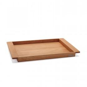 NH-E Wooden tray beec 54,5 x 36,5 cm