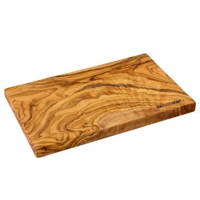 Chopping board olive wood, 40 x 22 x 2 cm
