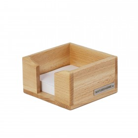 Cardboard box cardboard box-wood nature oiled series ECO