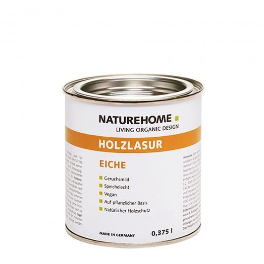 Holzlasur - weiß 375 ml