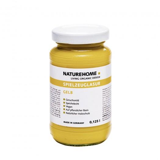 Spielzeuglasur Gelb 125 ml