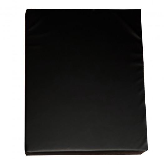 Hundebett Matratze Anthrazit, 100 x 80 cm