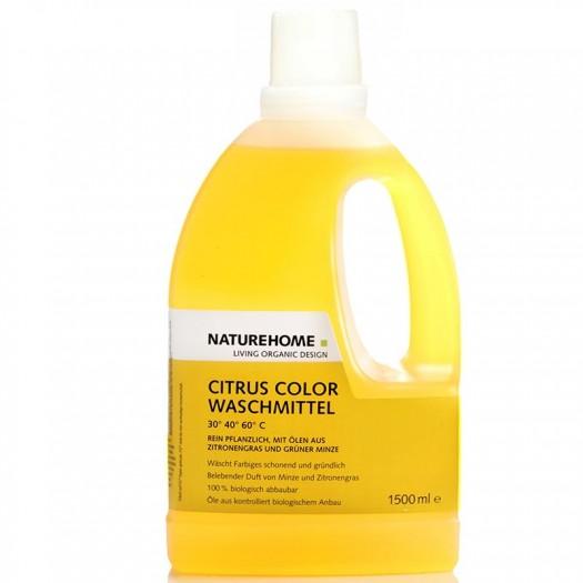 Bio Waschmittel Citrus Color 1,5 L