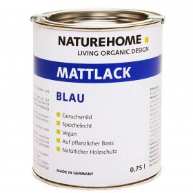 Mattlack blau 750 ml