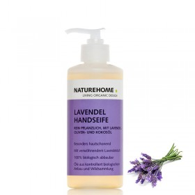Bio Handseife Lavendel 300 ml