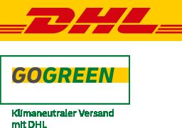 DHL Go Green Logo