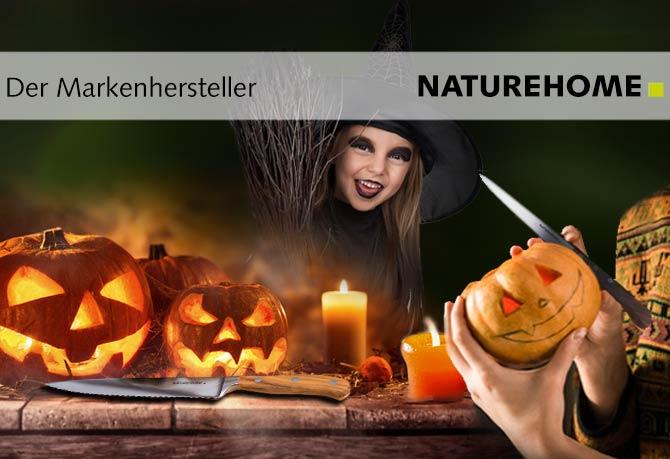 Halloween nachhaltig