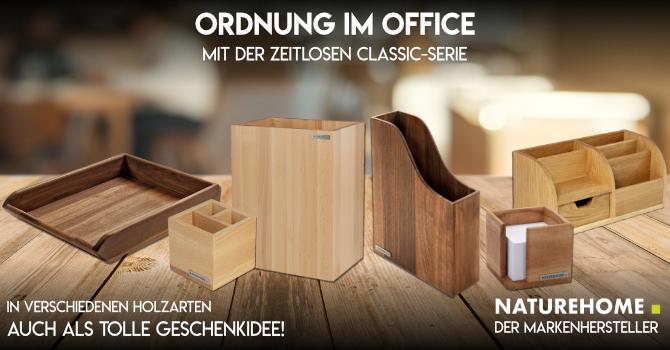 Schreibtisch Einrichtung im Büro