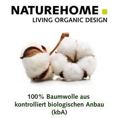 Kuscheldecken 100% Baumwolle (kbA)