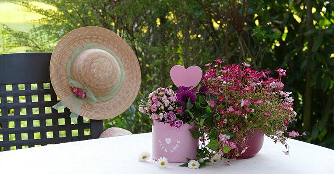 Gartenparty mit NATUREHOME