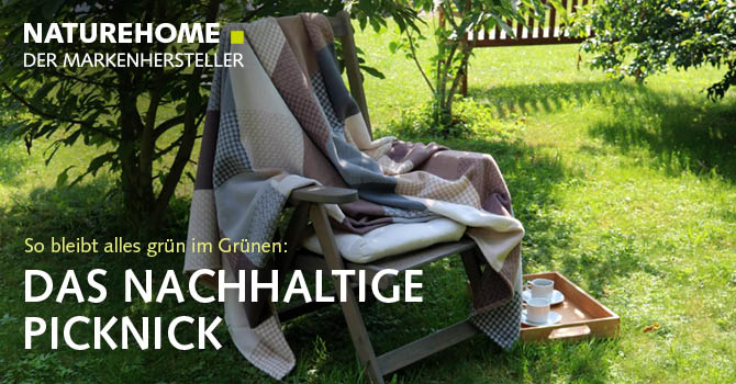 Magazin Naturehome - Picknick