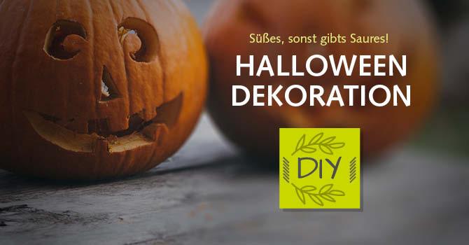 Halloween - DIY