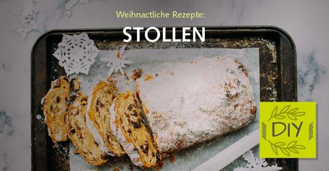 Rezept Stollen