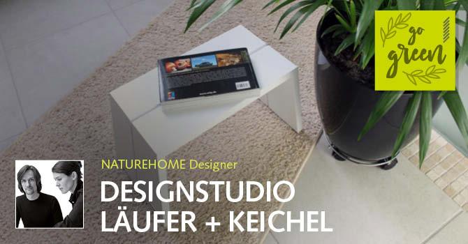 Designer Läufer + Keichel