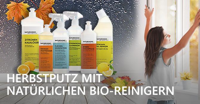 Herbstputz Bio-Reinigungsmittel