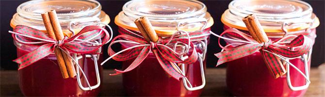 Hagebutten-Marmelade