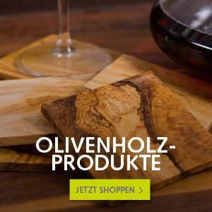 Olivenholzprodukte