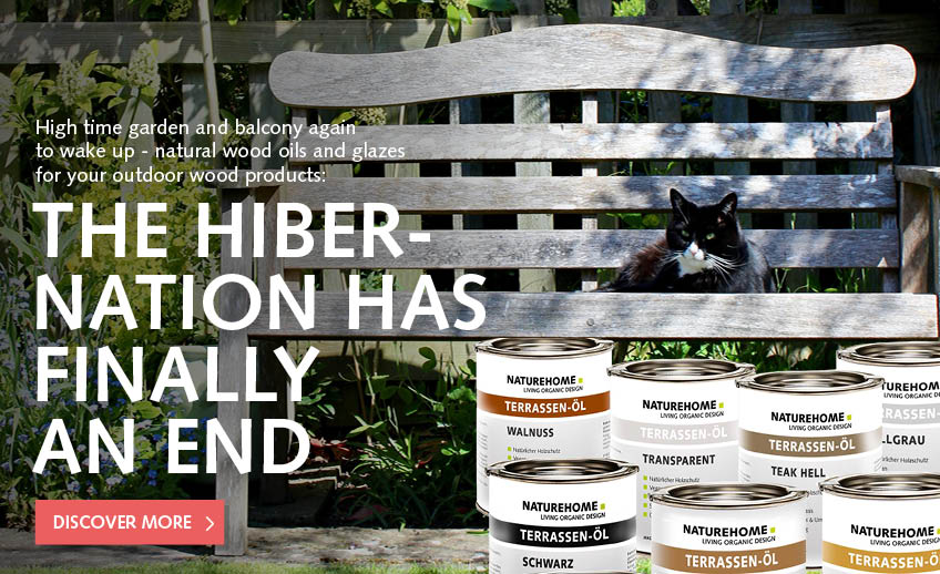 outdoor wood care for your gardening items