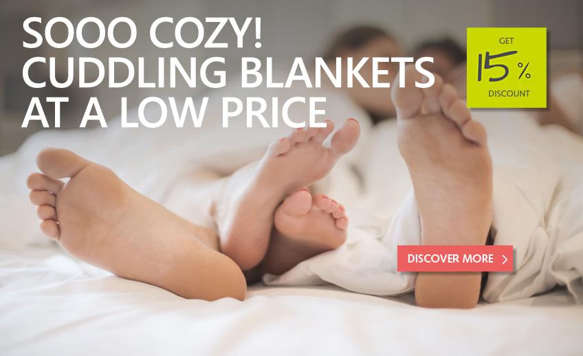 Cuddling Blankets for SALE